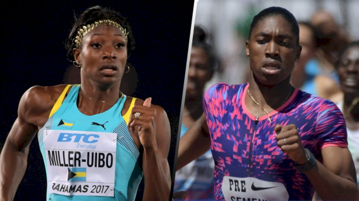 Rabat DL Preview: Shaunae Miller-Uibo, Caster Semenya 400m Showdown