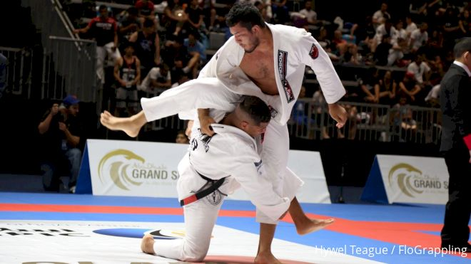 Abu Dhabi Grand Slam Tokyo Results & Recap
