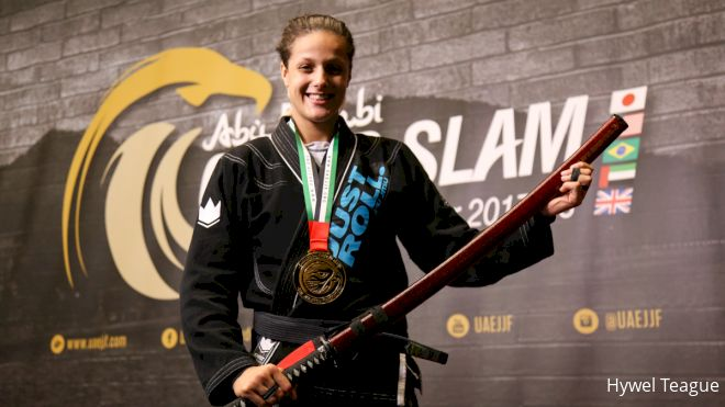 Confident And Calm: Nathiely de Jesus Goes For LA Grand Slam Gold