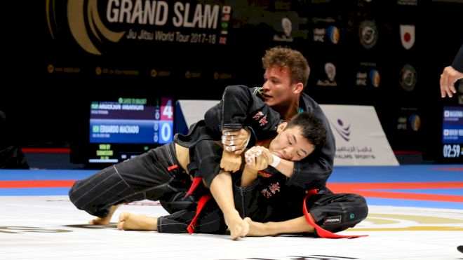 Take A Look At The Stacked Divisions At Abu Dhabi Grand Slam Los Angeles