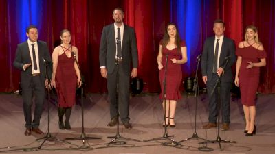 Ardú Headlines Irish Aca Fest With American Folksong