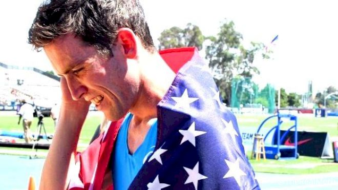 Q&A with Team USA's Johnny Gregorek