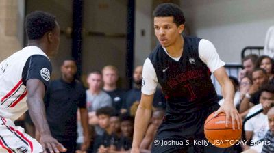 2019 Flo40 No. 6 Cole Anthony Turns Into A Scoring Machine At Peach Jam