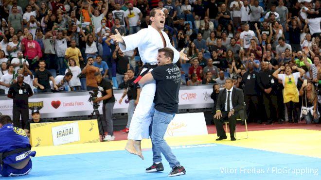 Jiu-Jitsu Match Of The Decade Ends With Decisive Finish: Roger vs Buchecha