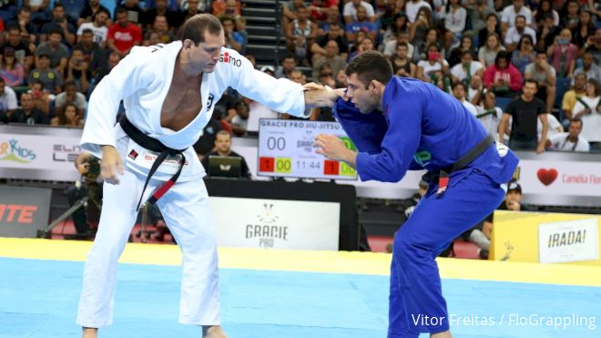Keenan Match Analysis: Roger Gracie vs Buchecha