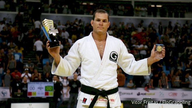 It's True, Roger Gracie Retired Immediately After Submitting Buchecha