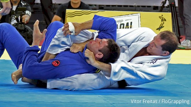 You Won't Believe How Many People Roger Gracie Has Submitted