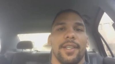 Undefeated Eryk Anders Talks Impressive UFC Debut, Wants On UFC New York Next