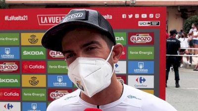 Vuelta's Velefique: James Piccoli Wants Continued Canadian Success