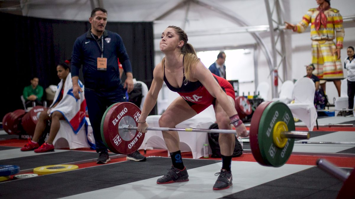 Mattie Rogers Gets Note To Miss Class For Worlds From USAW CEO