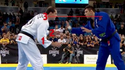 Breakdown Of How Roger Gracie Beat Buchecha On The Feet And On The Ground