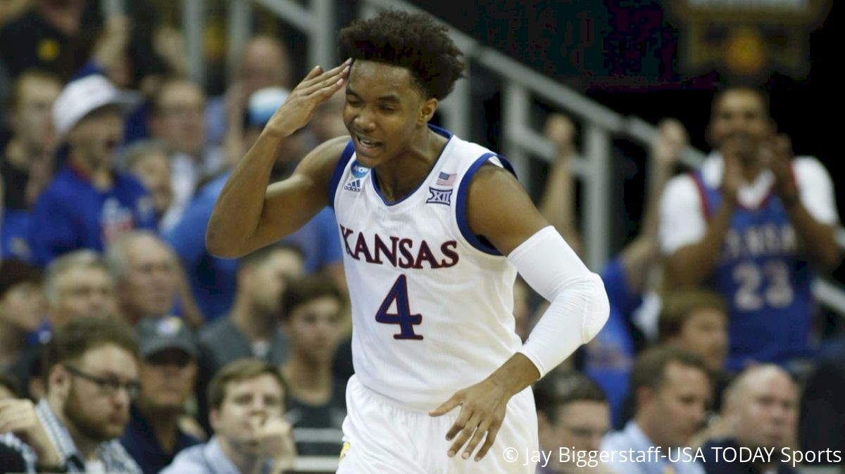 Does Kansas Have The Best Backcourt In College Basketball?