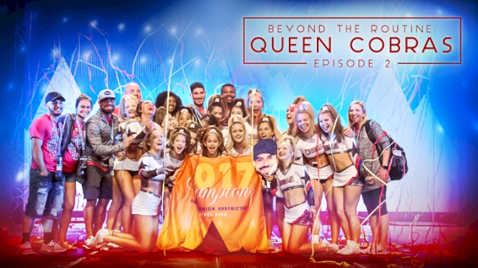 Beyond The Routine: Queen Cobras (Episode 2)