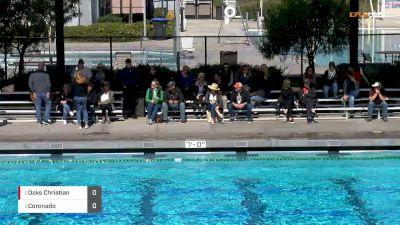 Oaks Christian vs. Coronado - Girls Southern CA Water Polo Champ