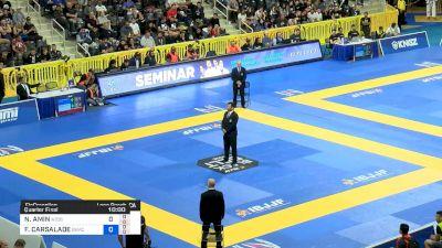 NISAR LOYNAB vs FELIPE PENA 2019 World Jiu-Jitsu IBJJF Championship