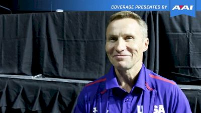 Valeri Liukin On Improvements From Camp, Ragan's Strong Performance, & Juniors On The Rise - 2017 U.S. Classic