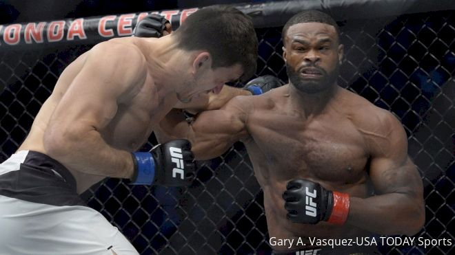 Tyron Woodley Blasts Colby Covington, Wants To 'Take His Life So Bad'