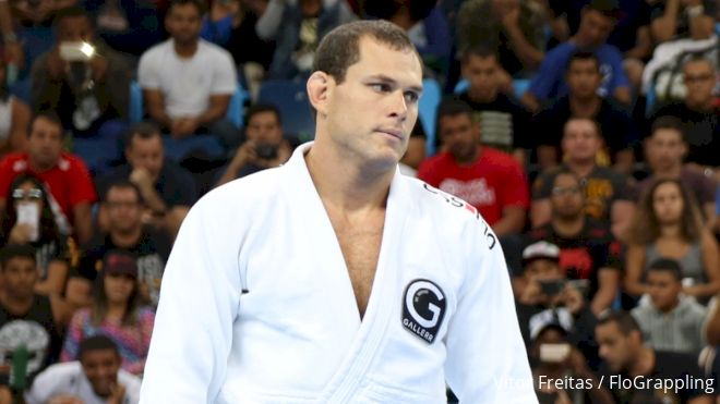 With Roger Gracie Out Of IBJJF Grand Prix, Who Should Replace Him?