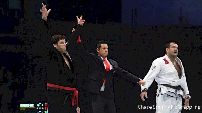 Veteran Champ 'Pe de Pano' Confirmed For IBJJF Heavyweight Grand Prix