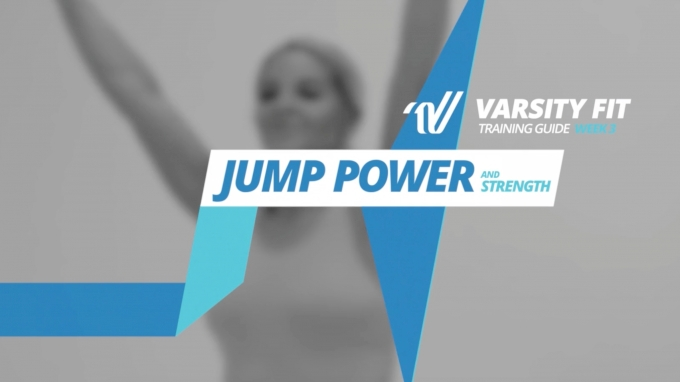 VARSITY FIT: Week 3, Ex 6, Jump Power