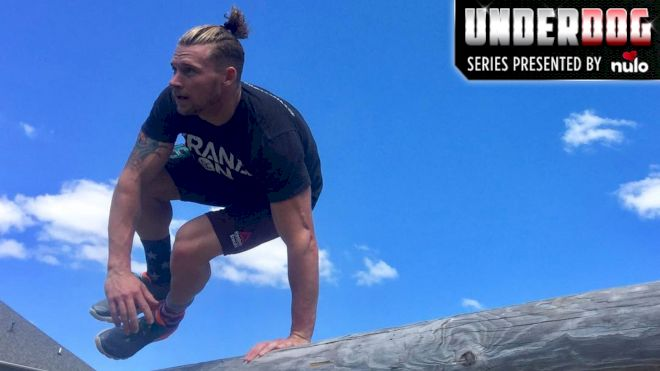 'Underdogs' Presented By Nulo: James Newbury At The 2017 CrossFit Games