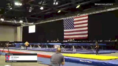 Eli Nilson - Tumbling, Wasatch - 2021 USA Gymnastics Championships