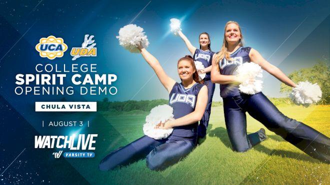 WATCH LIVE: UCA & UDA College Demo At Chula Vista