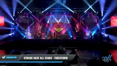 Xtreme Heat All Stars - Firestorm [2021 L2 Youth - D2 - Small Day 2] 2021 Spirit Sports: Battle at the Beach