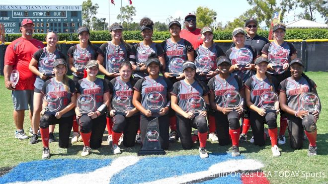 Firecrackers UT Rollin Win 2017 PGF 16U Platinum Championship