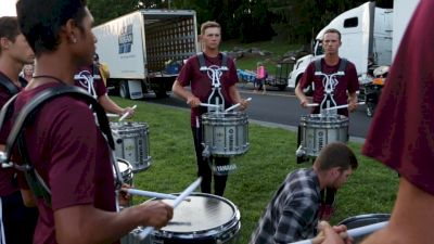 In The Lot: The Cadets Battery in Allentown