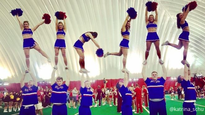 #CheerSocial Weekly Chula Vista College Camp!