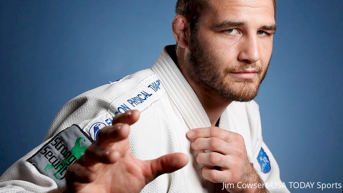 Travis Stevens: From Judo Olympian To Grappling Prize Fighter