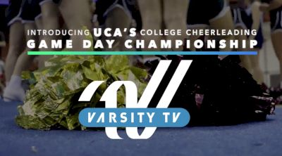 Introducing UCA's College Cheerleading Game Day Championship