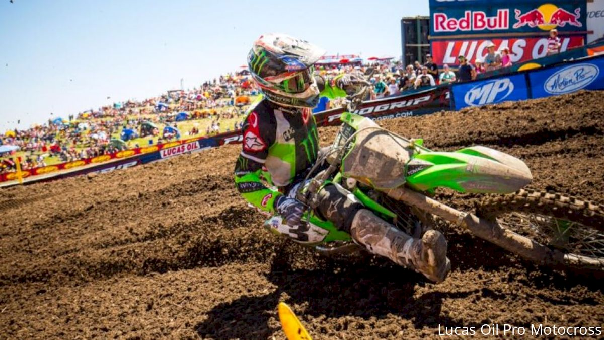 The Lucas Oil Pro Motocross Title Is Eli Tomac's To Lose