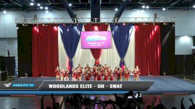 Woodlands Elite - OR - SWAT [2021 L5 Junior - Medium Day 1] 2021 The American Spectacular DI & DII