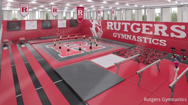 New Coach Umme Salim-Beasley Leads Rutgers Into Big Ten Gymnastics Season