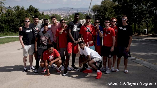Get Ready To Watch The Arizona Wildcats In Barcelona