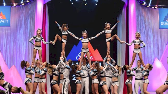 5 Pyramid Sequences That Peaked At The Summit 2017