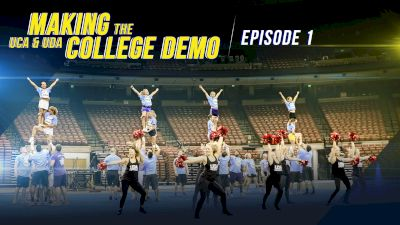 Making The UCA & UDA College Demo (Episode 1)