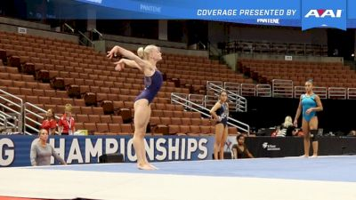 Senior Women Tumbling Montage - 2017 P&G Championships Podium Training
