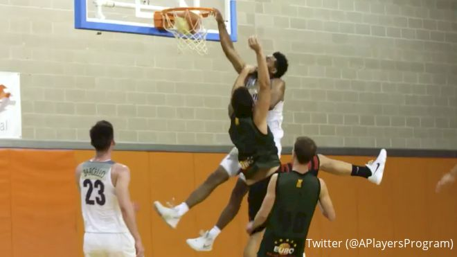 Social Media Reacts To Allonzo Trier's Poster Dunk In Spain