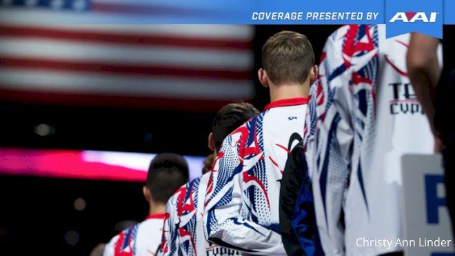 2017 P&G Championships - Junior Men Day 1