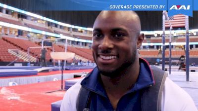 Donnell Whittenburg- 'I Felt So Free Competing Today' - 2017 P&G Championships Men Day 2
