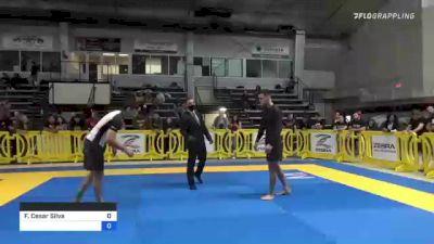 Felipe Cesar Silva vs Daniel- Shea Garcia Stolfi 2021 Pan IBJJF Jiu-Jitsu No-Gi Championship