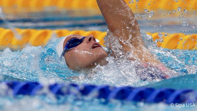 15 Year-Old Regan Smith Unloads 58.95 100m Backstroke