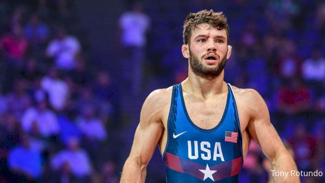 57kg Olympic Preview - Thomas Gilman Against The World