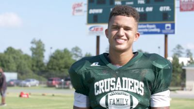 Tyler DeSue & His WRs Are Ready To Take On The American Heritage Secondary
