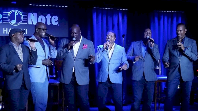 picture of Take 6 LIVE At The NYC Blue Note