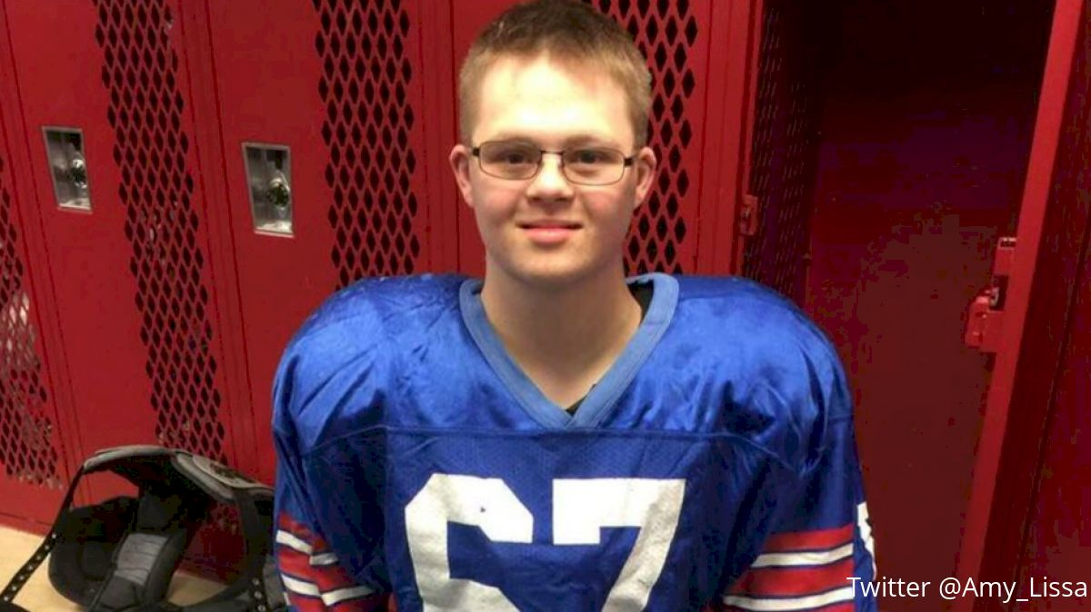 Alabama Player With Down Syndrome Scores Touchdown, Wins The Weekend