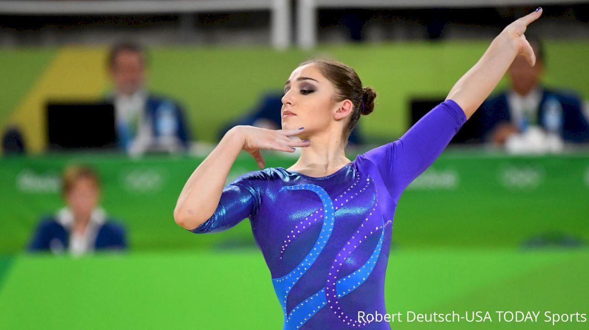 Legendary Russian Gymnast Aliya Mustafina Retires At Age 26